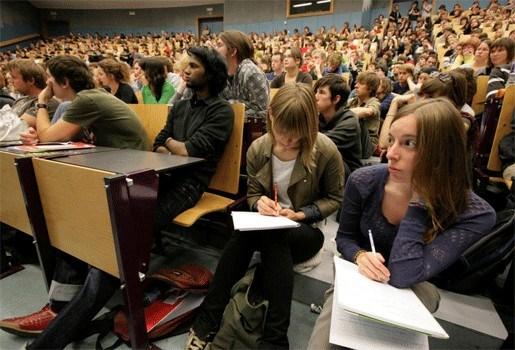 15.432 buitenlanders studeren in Vlaanderen