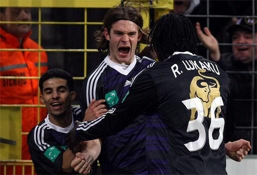Anderlecht slaat KV knockout in twee minuten