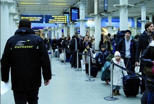 Panne brengt Eurostar tot stilstand in Kent