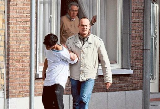 17-jarige uit Antwerpen gepakt na klopjacht van drie uur