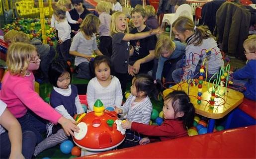 Kinderen kiezen massaal voor binnenpret in krokusvakantie