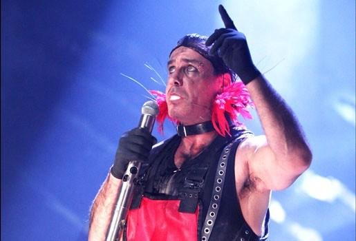 """Rammstein is een """"staatsvijand"""" van Wit-Rusland"""