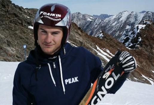 Jerke Van Den Bogaert laat reuzenslalom vallen op Winterspelen