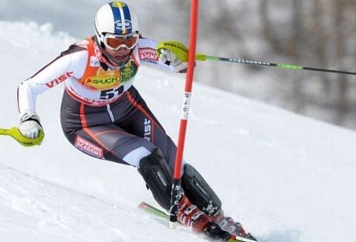 Karen Persyn 27ste in slalom