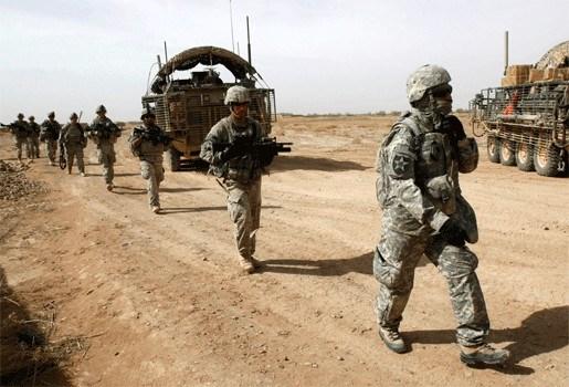 Amerikanen en Afghaans leger grijpen macht over Marjah