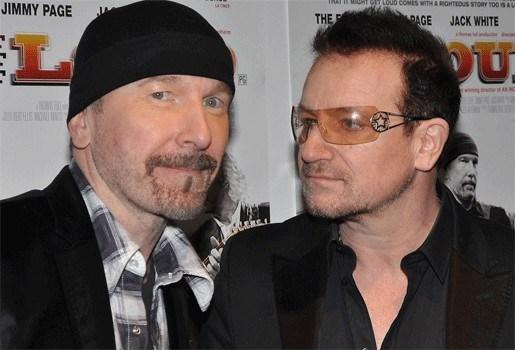 U2 dé absolute grootverdiener in VS
