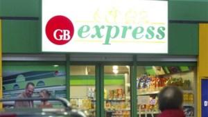 1.000 euro buit bij overval op GB Express