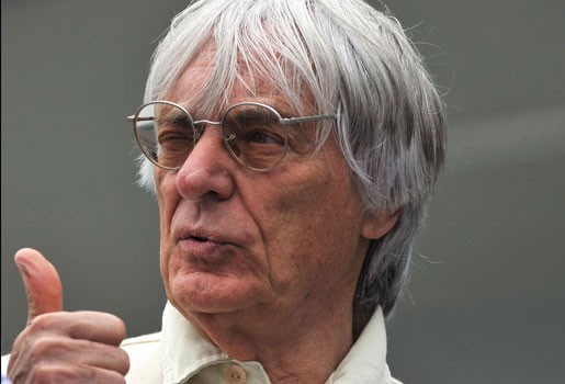 """Ecclestone: """"In 2013 Grand Prix in hartje Rome"""""""