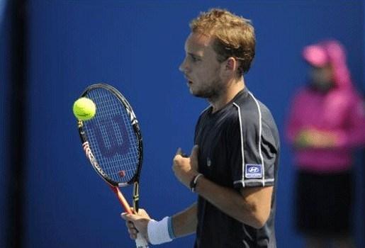 Steve Darcis in finale Italiaans challengertoernooi