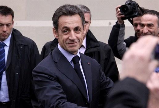 Populariteit Nicolas Sarkozy bereikt absoluut dieptepunt