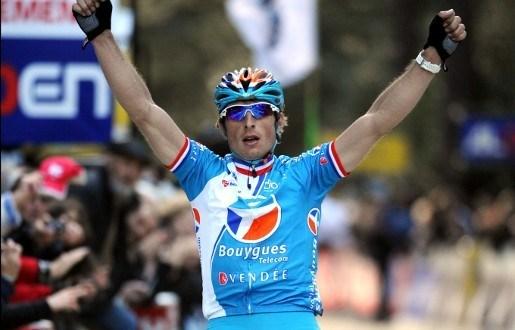 Fedrigo wint op Corsica, Millar sneller dan Contador in tijdrit