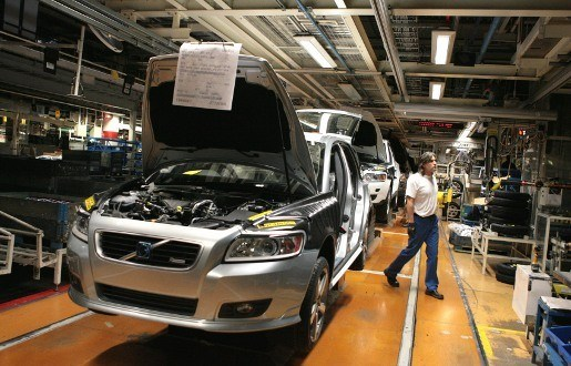 Volvo valt in Chinese handen