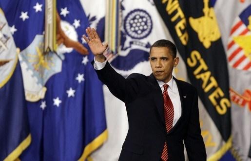Obama op verrassingsbezoek in Afghanistan