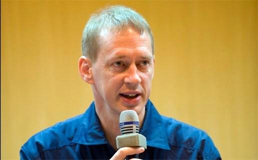 UA schenkt eredoctoraat aan astronaut Frank De Winne