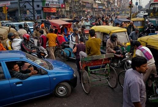 Mogelijk aanslagen in Indiase stad New Delhi