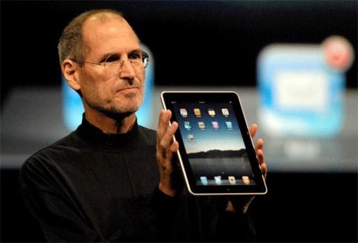 Ingenieur ontslagen omdat hij iPad te vroeg laat zien