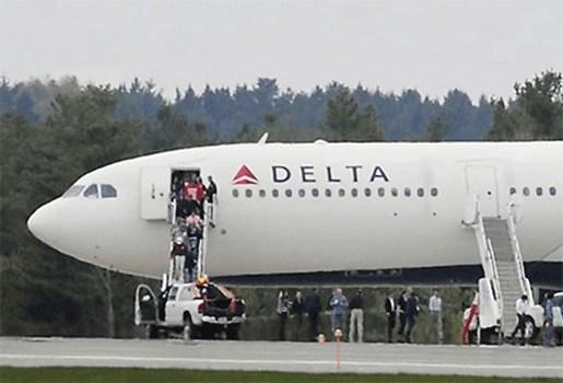 Vliegtuig maakt noodlanding in Maine na terreurdreiging