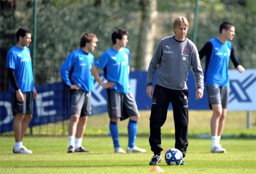 Club Brugge nog drie keer op afzondering