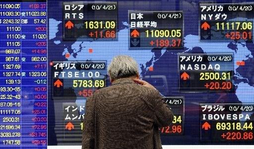 Beurs van Tokio verliest 2,57 procent door Griekse perikelen