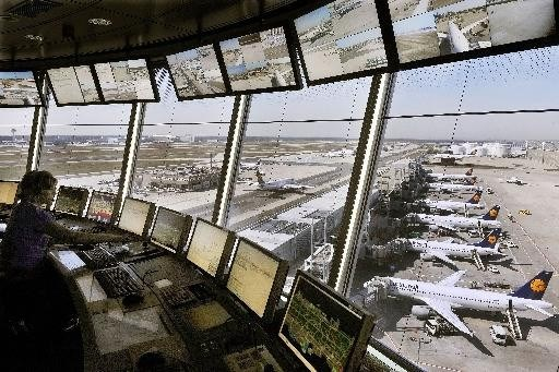 Hogere vraag naar luchtvaartverkeer in maart