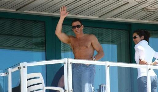 Jean-Claude Van Damme in reality-programma