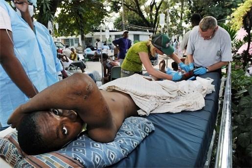 Grote benefiet voor Haïti op 7 mei