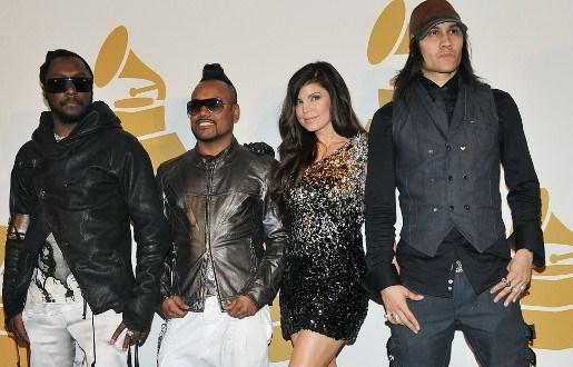 Black Eyed Peas geven afterparty in Noxx Antwerp