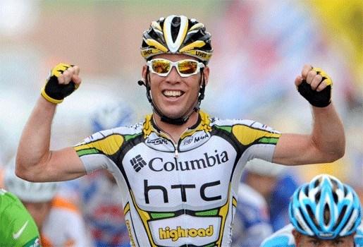 Cavendish uit Ronde van Romandië gezet