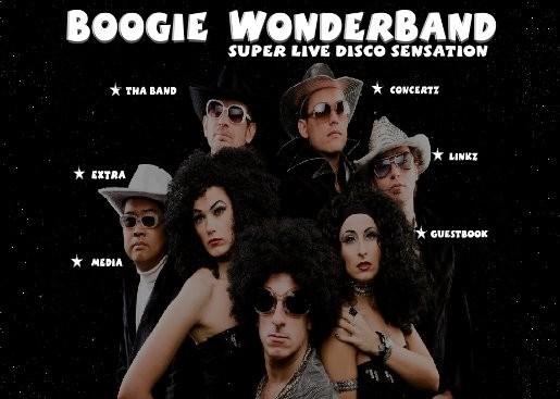 Socialisten vieren 1 mei met Boogie WonderBand