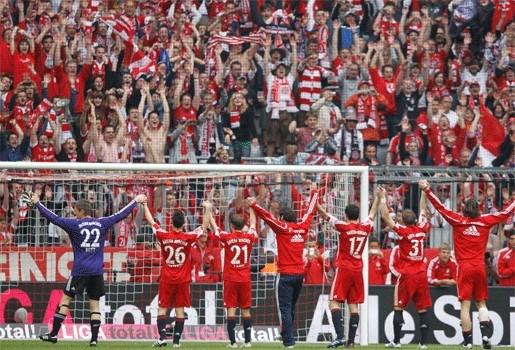 Bayern München zo goed als zeker kampioen