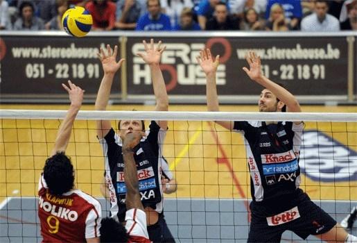 Roeselare landskampioen volleybal
