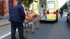Bromfietser (22) kritiek na ongeval