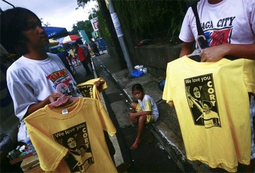 Filipijnen willen smetteloze president