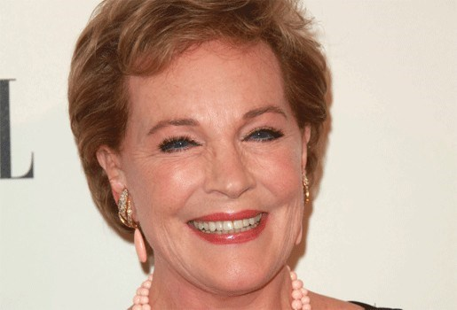 Julie Andrews betovert 02 Arena in Londen