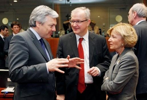 Duitse minister onwel tijdens Europese top in Brussel