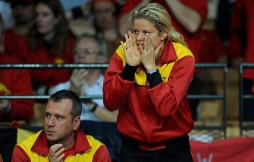 Kim Clijsters doet niet mee aan Roland Garros