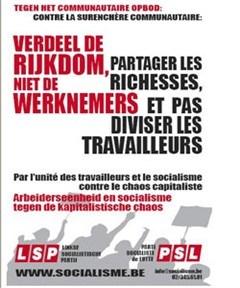 LSP lanceert tweetalige campagne in heel het land