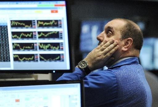 Europese beurzen openen handelsweek in de min