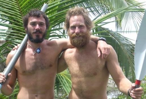 Twee Kempenaars roeien Atlantische Oceaan over