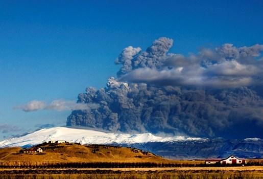 Eyjafjallajökull is begin van tientallen jaren miserie