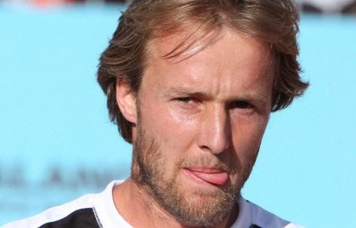 Christophe Rochus niet naar Roland Garros