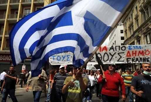 Griekenland ontvangt 14,5 miljard euro aan noodleningen