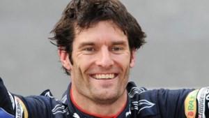 WK-leider Webber sluit vertrek bij Red Bull niet uit