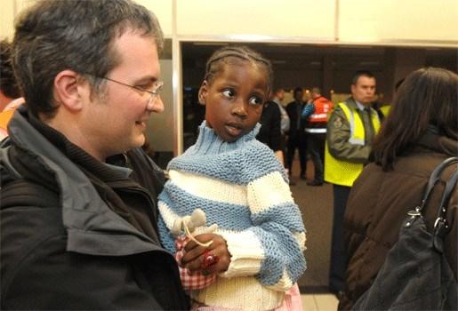 Aantal adopties in Vlaanderen met 12 procent toegenomen