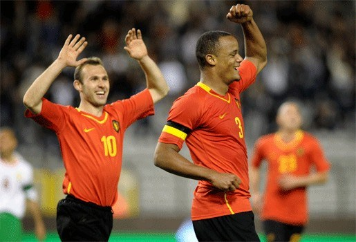 Rode Duivels weer in top 60 FIFA-ranking