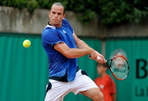 Malisse maakt klus af op Roland Garros