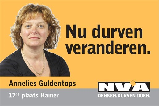 Voorstelling Annelies Guldentops