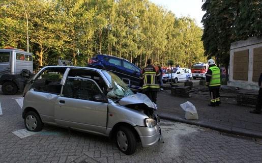 Ongeval eist twee zwaargewonden