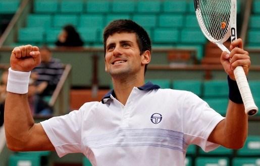 Djokovic en Melzer naar kwartfinales Roland Garros