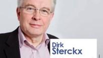 Waar hangt de enige affiche van Dirk Sterckx?
